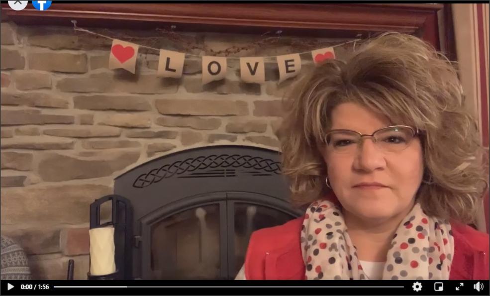 It's LOVE week, Friend! Do you celebrate Valentine's Day?